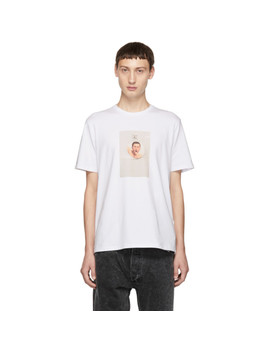 White Anton Photo T Shirt by Anton Belinskiy