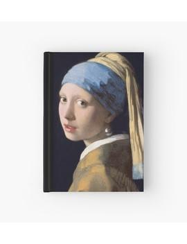 "Johannes Vermeer ""Girl With A Pearl Earring"" by Alexandra Dahl"