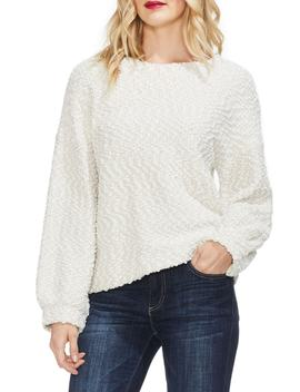 Cozy Chenille Knit Top by Vince Camuto