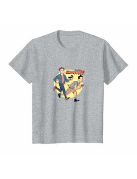 Buzz Feed Unsolved Saturday Morning T Shirt by Buzz Feed+Unsolved