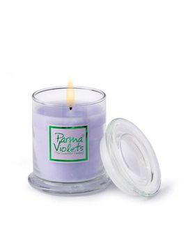 Lily Flame   Parma Violets Jar Candle by Lily Flame