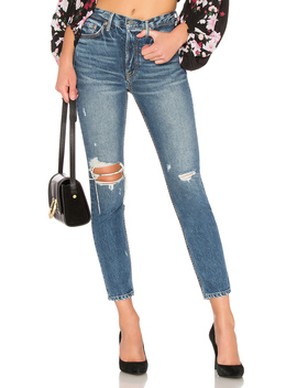 Karolina High Rise Skinny by Grlfrnd