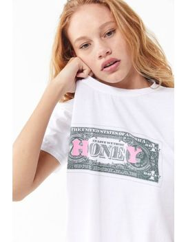 Money Honey Tee by Urban Outfitters