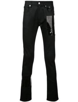 Jeans Mit Geradem Schnitt by 1017 Alyx 9 Sm