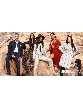 Gi Gi Bodycon Dress   Black/Gold by Fashion Nova