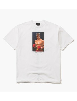 X Rocky Drago Tee by The Hundreds