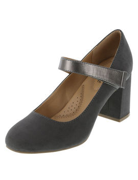 Women's Karol Mary Jane Heel by Learn About The Branddexflex Comfort