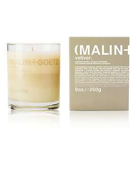 Vetiver Candle by Malin+Goetz