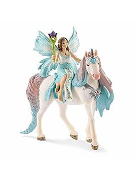 Schleich 70569   Eyela Mit Prinzessinnen Einhorn by Amazon