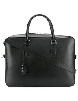 London Briefcase by Burberry