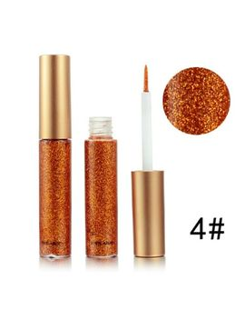 Eyeshadow Liquid Waterproof Glitter Eyeliner Gel Shimmer Makeup Cosmetics by Unbranded