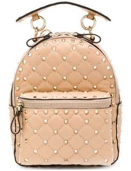 Rockstud Backpack by Valentino