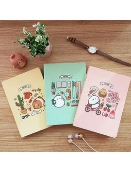 """Babosarang   """"Molang Diary"""" Ver.5 (S) by Babosarang"""