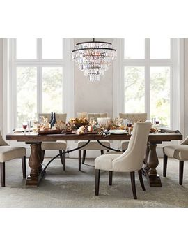 Lorraine Extending Dining Table by Pottery Barn