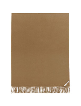 Brown Canada New Scarf by Acne Studios