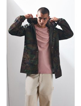 Vans Torrey Camouflage Hooded Mte Jacket by Pacsun