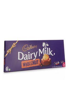 Cadburys   5 Pack Dairy Milk Nut Chocolate Bars by Cadburys