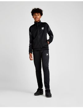 Nike Air Poly Tracksuit Junior by Nike