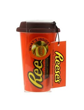 Reese's   Travel Mug With Peanut Butter Gift Set by Reese's