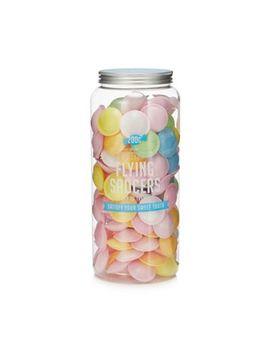 Debenhams   Flying Saucers Jar Of Sweets by Debenhams