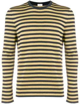 Striped Jumper by Saint Laurent