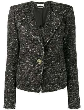 Blazer En Tweed by Isabel Marant Étoile