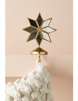 Star Stocking Holder by Anthropologie