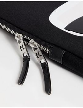 Karl Lagerfeld Iconic Laptop Sleeve by Karl Lagerfeld