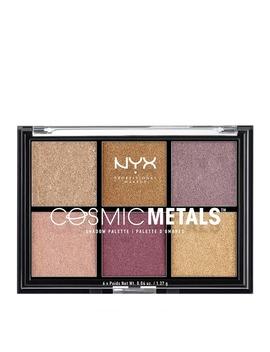Nyx Professional Makeup Cosmic Metals Shadow Palette by Nyx Professional Makeup