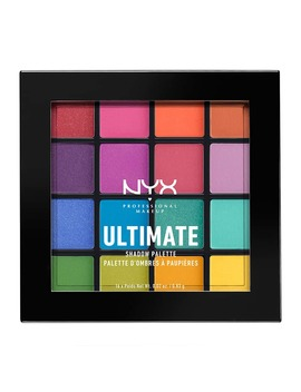 Nyx Professional Makeup Ultimate Shadow Palette by Nyx Professional Makeup