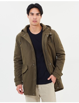 Rowe Fishtail Parka by Staple Superior