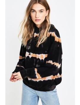 Uo Oversized Tie Dye Hoodie by Urban Outfitters