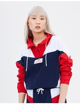 Tessa Pullover Jacket by Fila