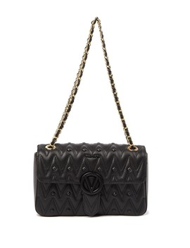 Antoinette Leather Shoulder Bag by Valentino By Mario Valentino