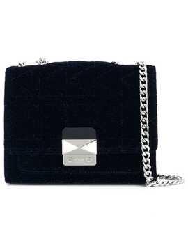 Karl X Kaia Velvet Handbag by Karl Lagerfeld