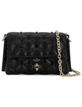 Valentino Garavani Rock Studs Cross Body Bag by Valentino