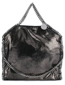 'falabella' Handtasche Im Metallic Look by Stella Mc Cartney