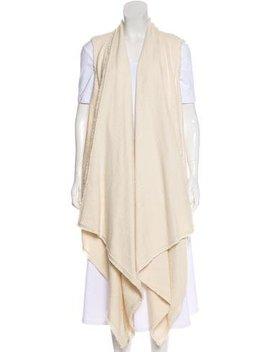 Isabel Marant Wool Asymmetrical Vest W/ Tags by Isabel Marant