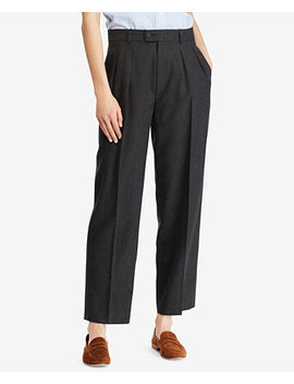 Straight Pants by Polo Ralph Lauren