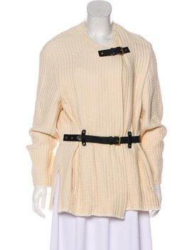 Isabel Marant Belted Long Jacket by Isabel Marant