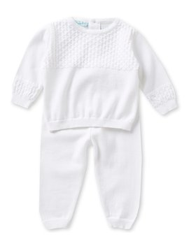 Baby Boys Newborn 9 Months 2 Piece Sweater Set by Feltman Brothers