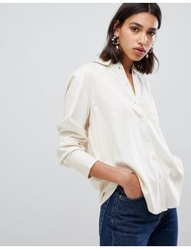 Warehouse Oversize Utility Shirt by Warehouse