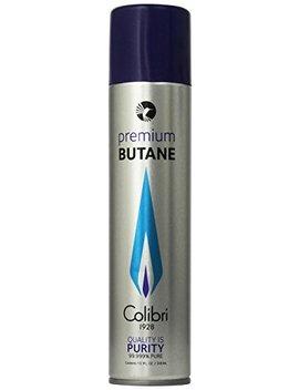 Colibri Premium Butane Large Can   300 Ml 2 Pack by Colibri