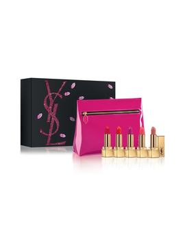 Mini Rouge Pur Couture Lipstick Set by Yves Saint Laurent