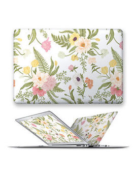 Matte Hard Top Front Case Cover For Apple Mac Macbook Air Pro 11 12 13 15 Flower by Unbranded/Generic