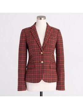j-crew-patterned-school-boy-blazer-style-f5927-size-00 by jcrew