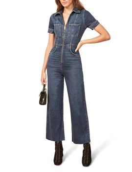 Georgia Jumpsuit by Reformation