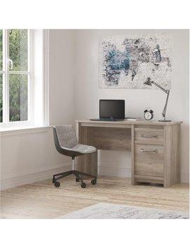 Better Homes & Gardens Emory Computer Desk, Gray Oak by Better Homes & Gardens
