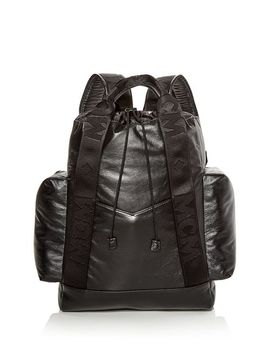 Stadt Medium Convertible Backpack by Mcm
