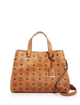 Visetos Large Tote by Mcm
